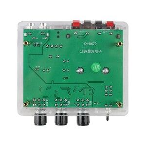 Image 5 - GHXAMP TPA3116D2 80 Вт * 2 стерео усилитель, аудиоплата TPA3116, цифровой усилитель, предусилитель звука, тон высокой мощности, DC12 24V 1 шт.