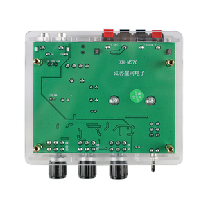 Image 5 - GHXAMP TPA3116D2 80W * 2 Stereo amplifikatör ses kurulu TPA3116 dijital amplifikatör ses preamplifikatör ton yüksek güç DC12 24V 1PC