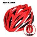 GUB 5 цветов Сверхлегкий велосипедный шлем в форме MTB дорожный велосипед шлем Высокое качество безопасности Casco Ciclismo 251 г 56-61 см