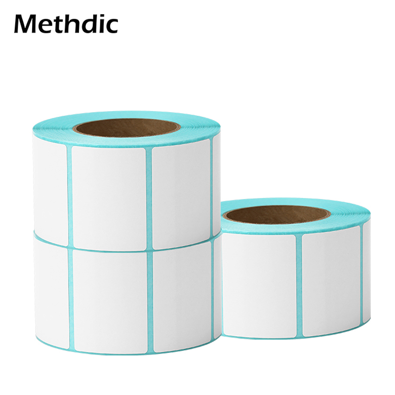 Methdic 700 Sheet/roll Of Permanent Clue Address Label Paper Core For Package Delivery Address