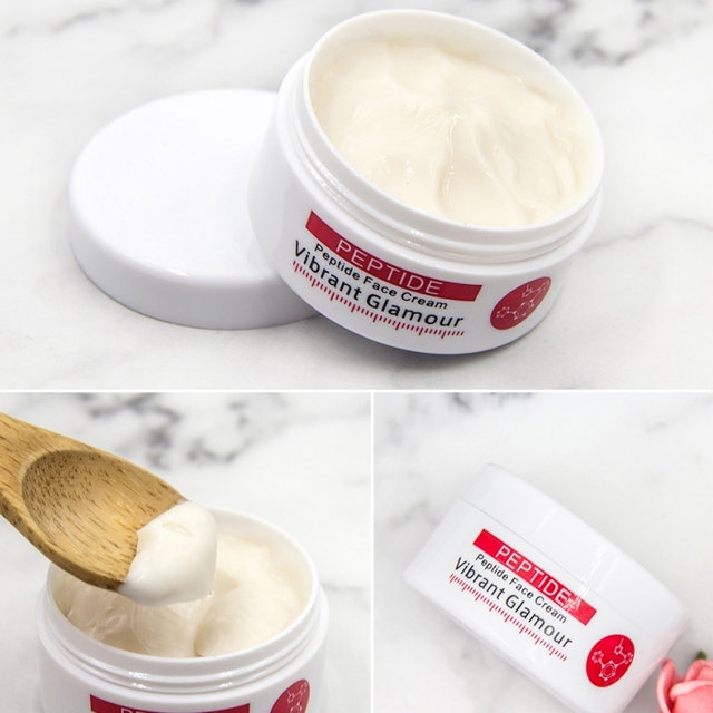 VIBRANT GLAMOUR Argireline Pure Collagen Face 4
