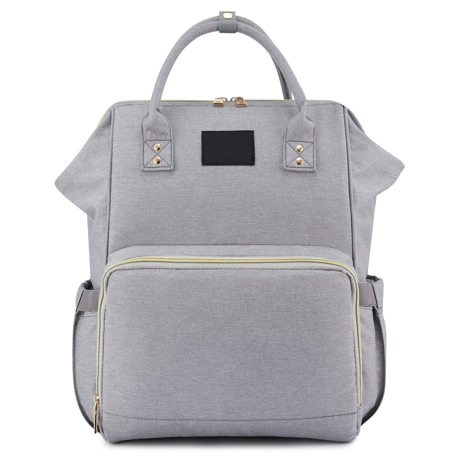 Hot Selling Fashionable Multi-functional Large-Volume Diaper Bag MOTHER'S Bag Shoulder Casual Nylon Waterproof Maternity Package