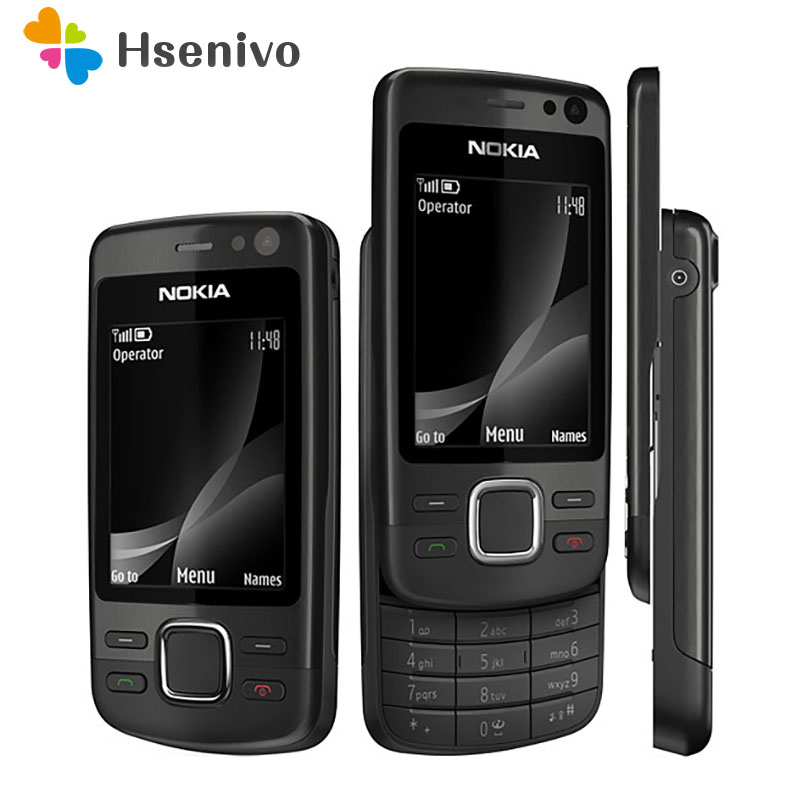 6600i 100% Original Phone Nokia 6600I Cell Phone  Black Color In Stock Refurbished