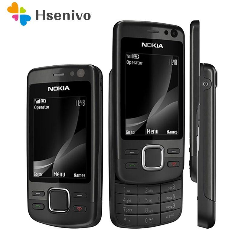 6600i 100% Original Phone Nokia 6600I Cell Phone  Black Color In Stock Refurbished
