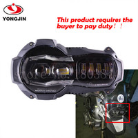 For BMW R1200GS & Adventure, oil cooled LED Projection headlight
