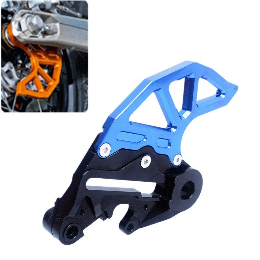Support de protection de protection d'étrier de disque de frein arrière pour Husqvarna FC250 350 FC450HQ TE310i TX300 TE TC250 FX450 FE250HQ