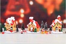 Teapot House Miniature Fairy Garden Miniatures Micro Moss Landscape DIY Terrarium Accessories Figurines for Home Decor