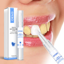 EFERO Teeth Whitening Pen Cleaning Serum Remove Plaque Stains Dental Tools White Teeth Oral Hygiene Tooth Whitening Pen Dentes(China)