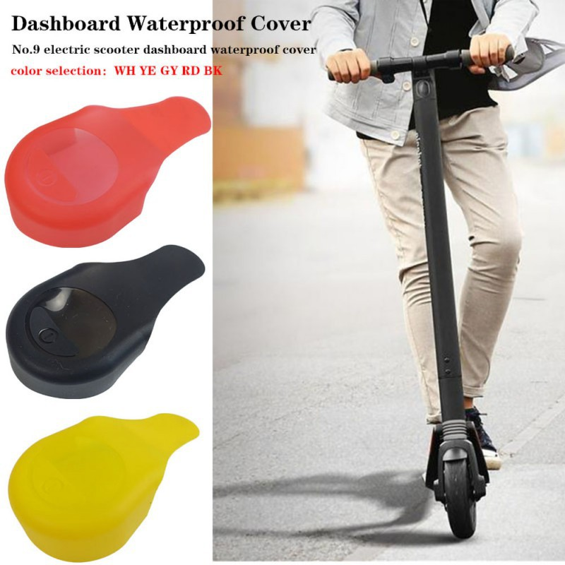 Ninebot Es1 Es2 Es4 Panel Circuit Board Cover ProtectorElectric Scooter Dashboard Waterproof Silicone Case Scooter accessories