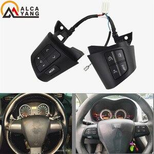 Image 5 - Toyota Corolla / Wish / Rav4 / Altis OE 품질 용 최고급 스티어링 휠 스위치 버튼
