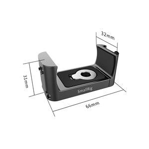 Image 4 - Портативные внешние аккумуляторы SmallRig Holder fr, внешние аккумуляторы шириной 53 81 мм с функцией холодного башмака и микрофоном для крепления 2378