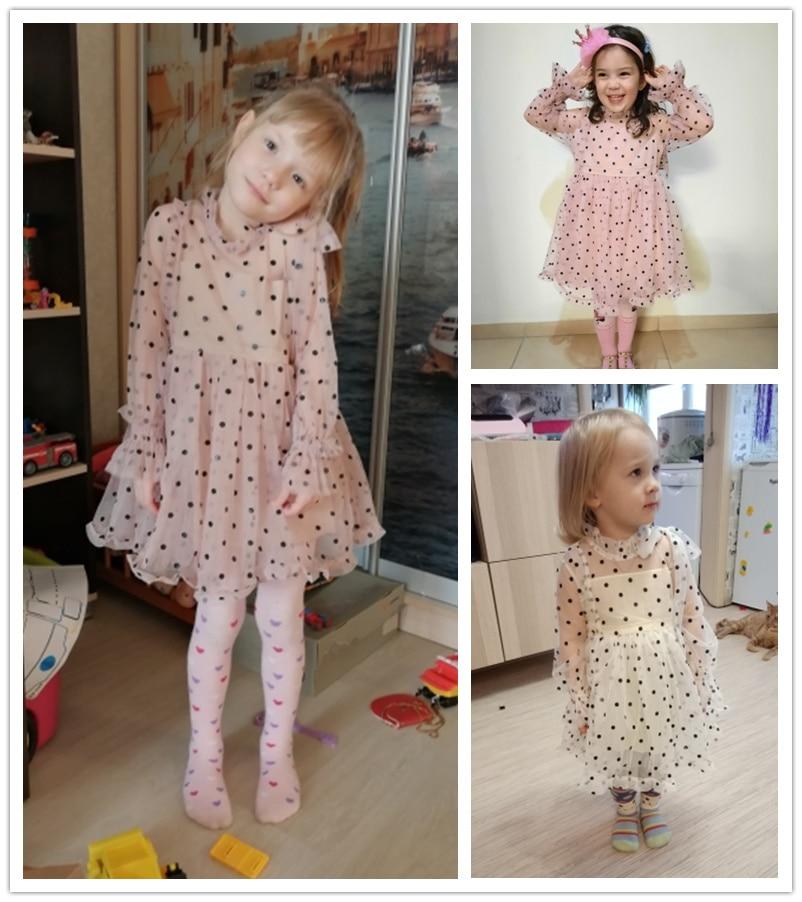 Cute Girls Dress 2020 New Summer Girls Clothes Flower Princess Dress Children Summer Clothes Baby Girls Dress Casual Wear 3 8Y 6
