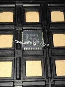 Image 1 - 1 個〜 10 ピース/ロット STM32H743VIT6 QFP100 新オリジナル