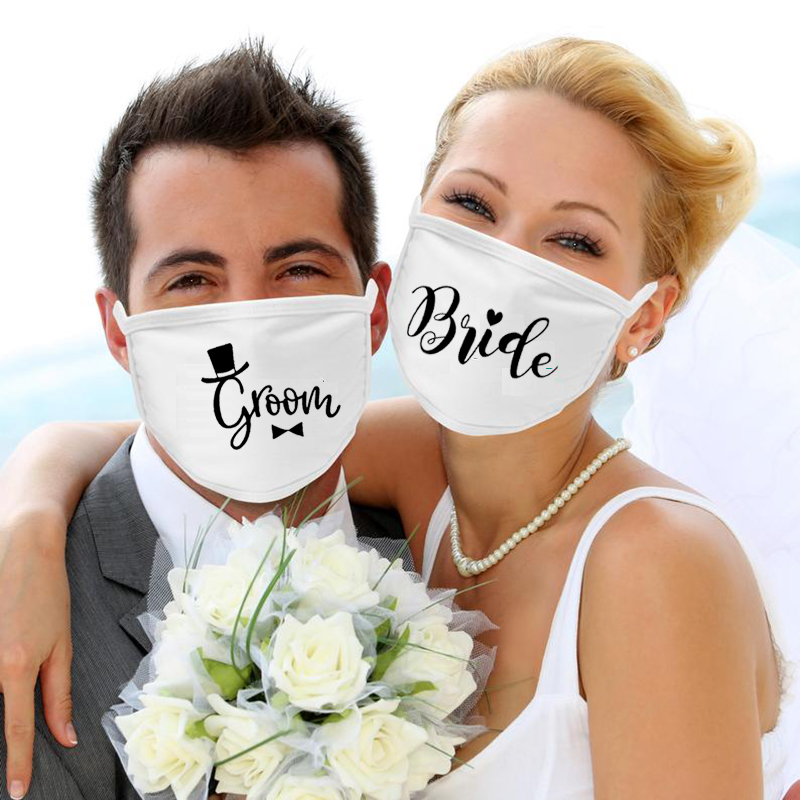 2020 Groom Bride to be Bridesmaid gift Wedding engagement bachelorette party bridal shower Couple Honeymoon travel decoration