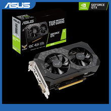 Asus TUF Gaming GeForce®GTX 1650 4GB GDDR6 HDMI-Kompatibel DP DVI Gaming Grafikkarte TUF-GTX1650-O4GD6-P-GAMING