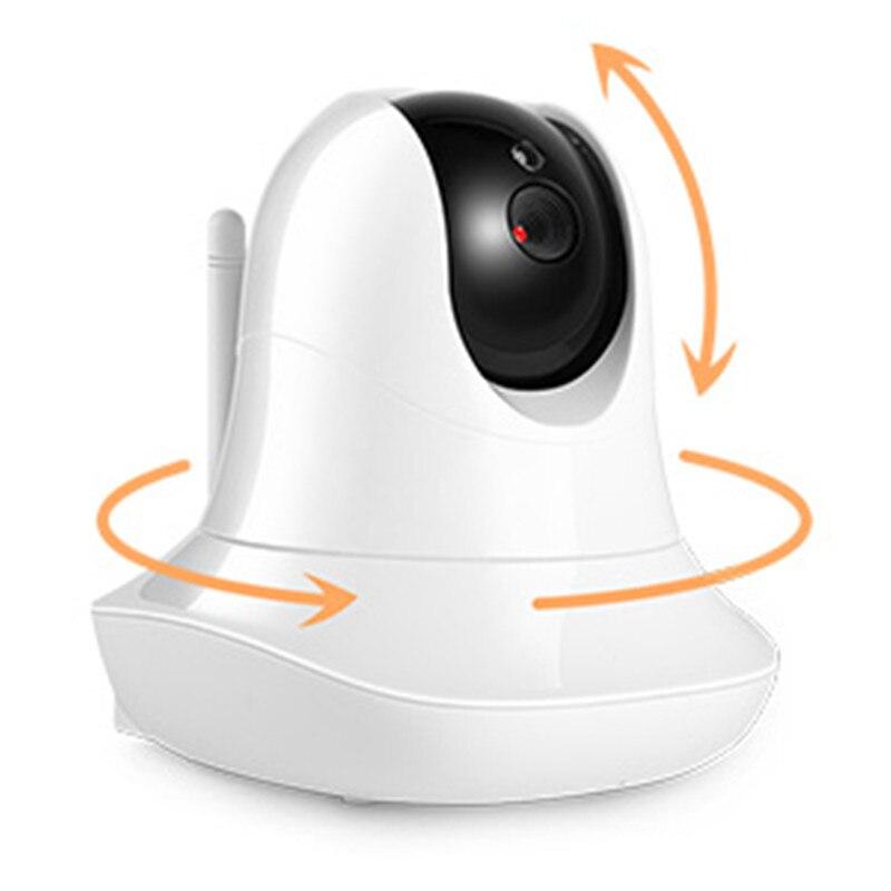 355 degree rotating remote HD camera music playback night vision baby monitor camera video baby monitor (Only sell cameras)
