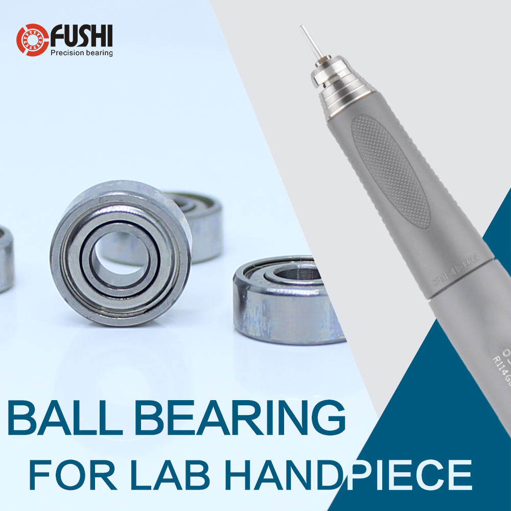 MR104ZZ Handles Bearing 4x10x4 Mm For Strong Drill Lab Handpiece MR104 ZZ Ball Bearing Nail