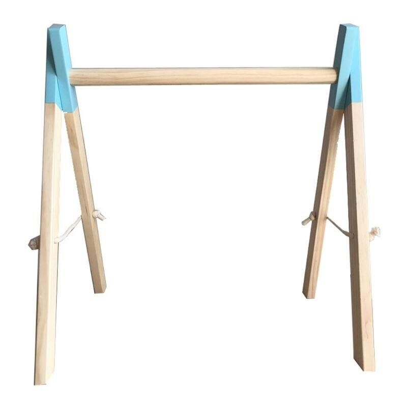 nordic simples de madeira criancas quarto decoracoes recem nascido criancas rack fitness do bebe