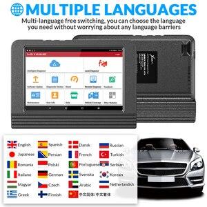 Image 4 - Launch X431 V Wifi/Bluetooth volledig systeem Diagnostisch hulpmiddel x 431 v Pro mini ECU codering OBD2 scanner update online 2 jaar gratis