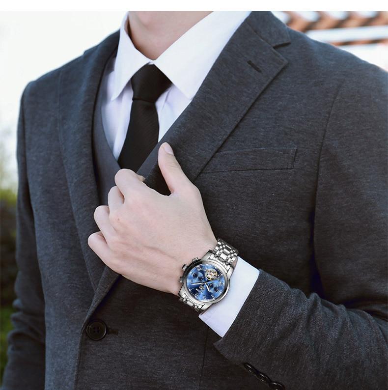 prova dwaterproof água relógio masculino marca de