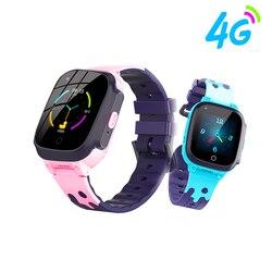Kinder smart watch telefon 4g netcom Gps LBS POSITIONIERUNG wifi Video anruf kind smartwatch touchscreen alarm sos WASSERDICHT geschenk