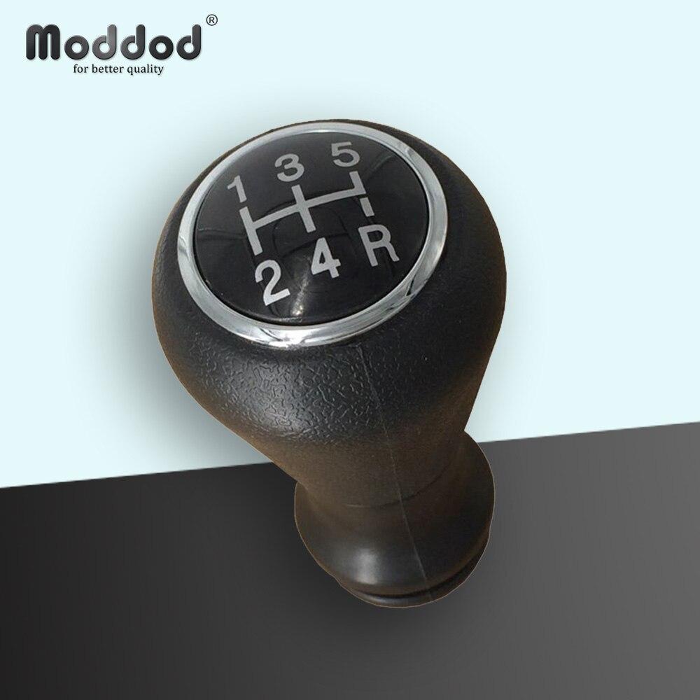 5 Speed Gear Knob Head Stick Shift Plastic For Peugeot 106 107 206 207 306 307