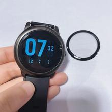 3D изогнутый мягкий край защитный пленка крышка защита для Xiaomi Haylou Solar LS05 Smart часы полный дисплей экран протектор чехол