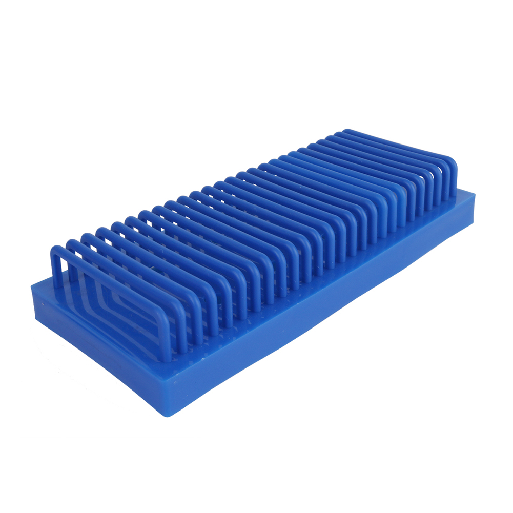 Rectangle Type Slide Drain Rack WB Protein Electrophoresis Gel Glass Plate Drying Holder School Education Laboratory Equipment