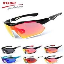 цена на Unisex Motorcycle Sunglasses Biker Outdoor Sports Eyewear Cycling Hiking Goggles Women Mens Motor Sunglasses Polarized Glasses
