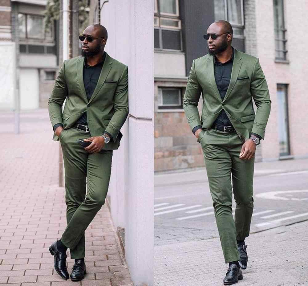 تجعلك منزعجا مضيق بحري تجاوز Army Green Suit Musichallnewport Com