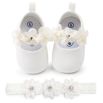босоножки sweet shoes sweet shoes sw010awesyy8 Girl Shoes Baby Girl Infants Flower Princess Cute Shoes with Headwear Headband Photography Props Sweet sHOES