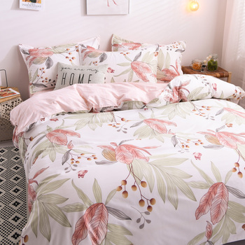 Classic Bedding Set Tropical Nuts