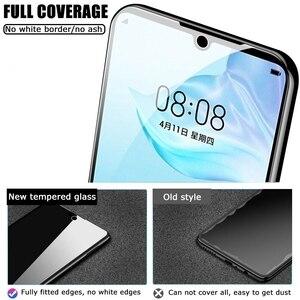 Закаленное стекло для Huawei P10 P20 P30 P40 Pro Lite E Mate 10 20 30 40 Pro Lite Nova 5T Защитные стёкла и плёнки      АлиЭкспресс