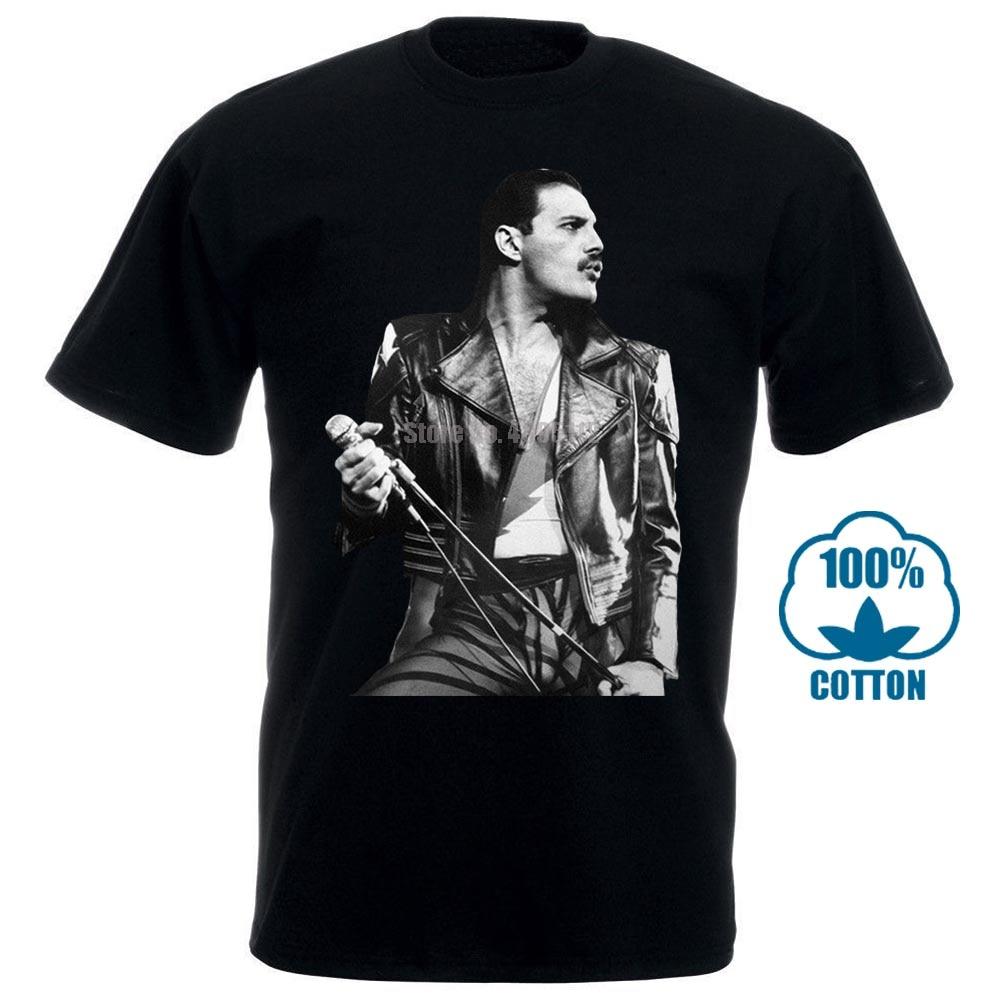 New Freddie Mercury British Rock Legend Men Women T Shirts S 5Xl 010129