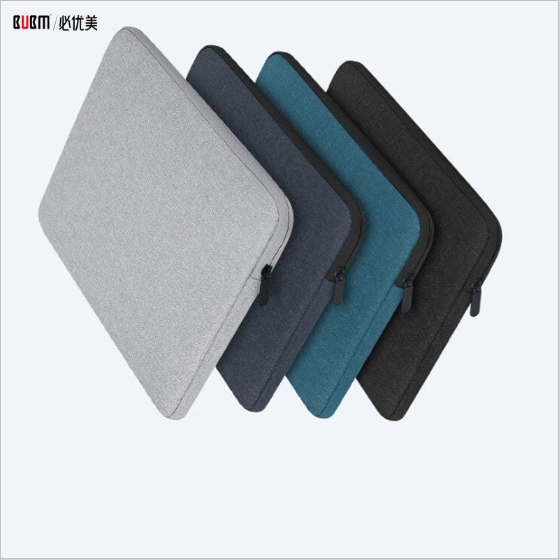 BUBM Laptop Bag For Macbook Air Pro Retina 11 12 13 14 15 15.6 Inch Laptop Sleeve Bag PC Tablet Case Cover For Asus Air HP Dell