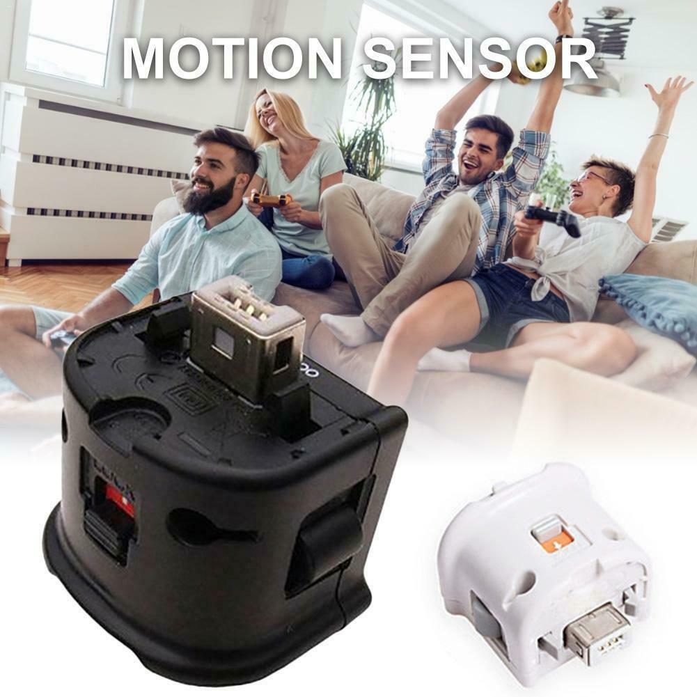 USB Interface For Nintendo Wii Motion Plus Adapter Handle Sensor Remote Controller Accelerator Enhance Your Experience