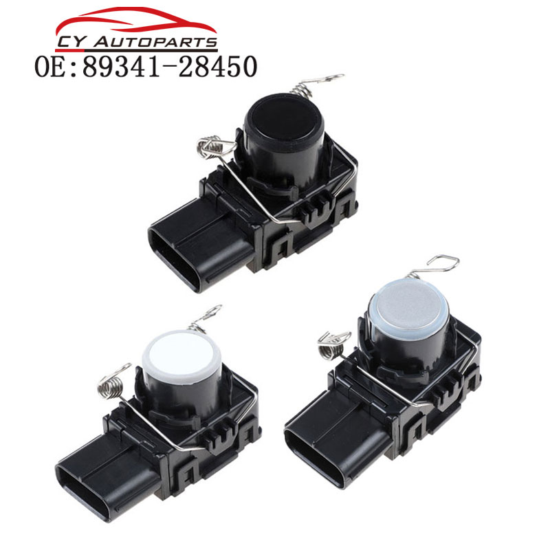 3 Color New PDC Parking Aid Sensor For Toyota Estima Previa Land Cruiser Lexus 2008-11 89341-28450 8934128450