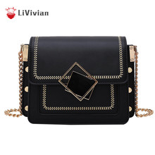 Fashion Sexy Woman Chain Shoulder Bags Willow nail Female Ladies Crossbody Messenger Bag Casual Handbag