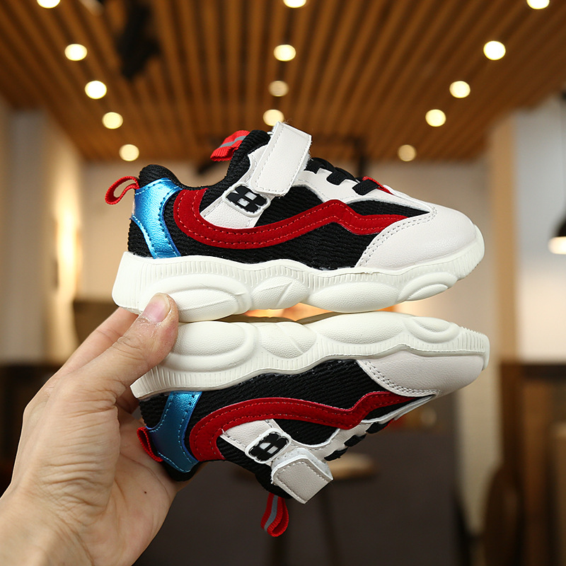 Colorful Anti-Slippery Patchwork Casual Sneaker 3