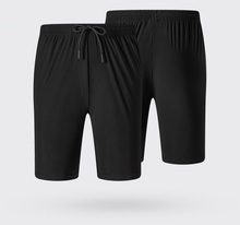 Youpin Men Sports Shorts Cold skin Breathable comfort Silky short pants Fitness Running sweatpants