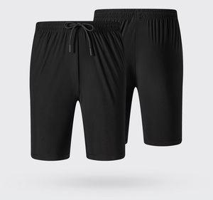 Image 1 - Youpin Men Sports Shorts Cold skin Breathable comfort Silky short pants Fitness Running sweatpants