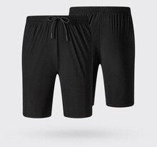 Youpin Pantalones deportivos para hombre piel fría comodidad transpirable corto sedoso pantalones Fitness corriendo pantalones de chándal