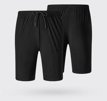 Youpin masculino esportes shorts pele fria conforto respirável calças curtas de seda fitness correndo sweatpants