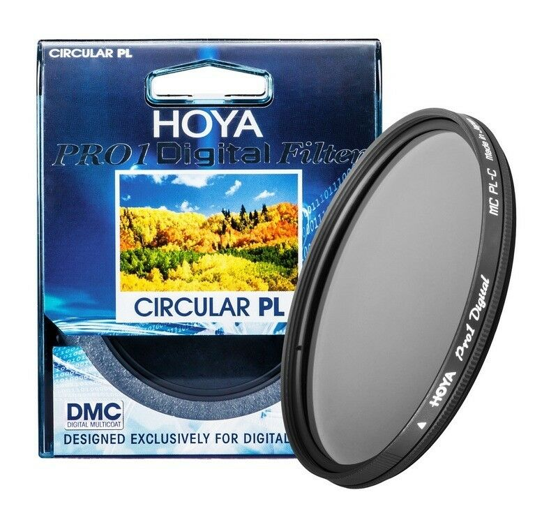Hoya cpl 49 52 55 58 62 67 72 77 82mm pro1 digital cpl polarizador circular filtro de lente da câmera para slr filtro de lente da câmera