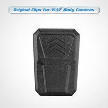 BOBLOV كاميرا يمكن حملها بالجسم كليب يمكن ارتداؤها مشبك صغير لكاميرات الشرطة WA7 D