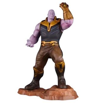 Marvel Legends Avengers Infinity War ARTFX 1/6 Thanos Action Figure PVC 25cm Movie Statue Model Figma Collection Kid Toys