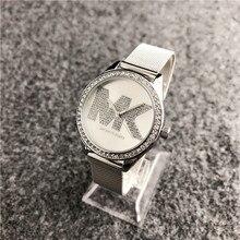 michael korsss Quartz Wrist Dress Women Watches Silver Brace