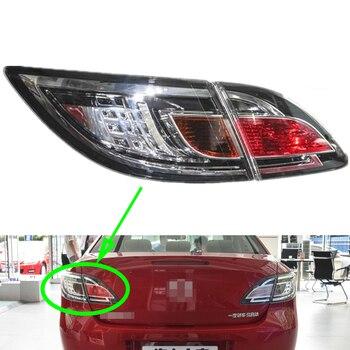 Tail Light for Mazda 6 Atenza 2013 2014 2015 Tail Lamp Car Rear Turning Signal Brake Lamp Warning Bumper Light