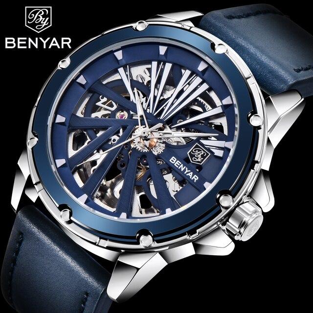 Benyar Design BY-5173M Men's Watch 12