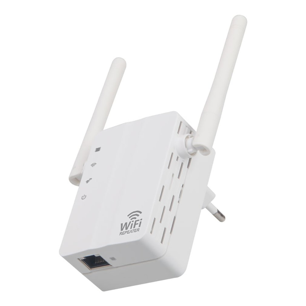 300M Dual Antenna Wifi Signal Amplifier Wireless Wifi Fast Speed Mobile Router Connected Device